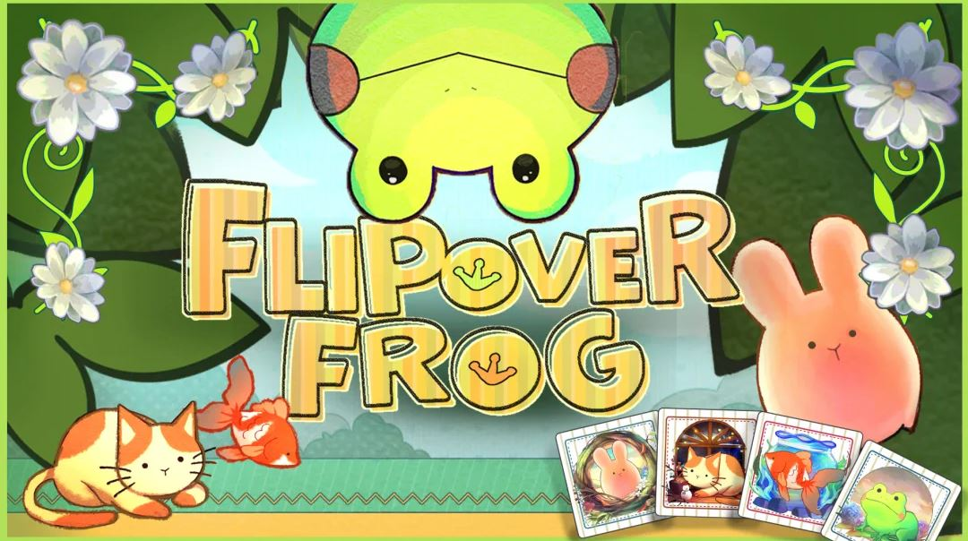 FLIP OVER FROG (S) $1.99 via eShop.