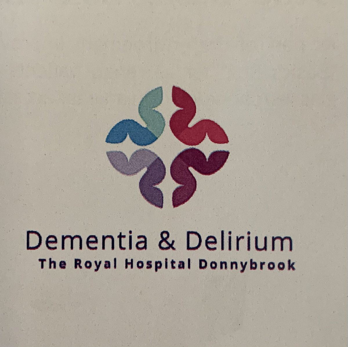 Well done to the RHD Dementia & Delirium group for their successful launch this week. The group provide staff education on delirium prevention and management & are focusing on creating a more dementia friendly environment in the RHD.