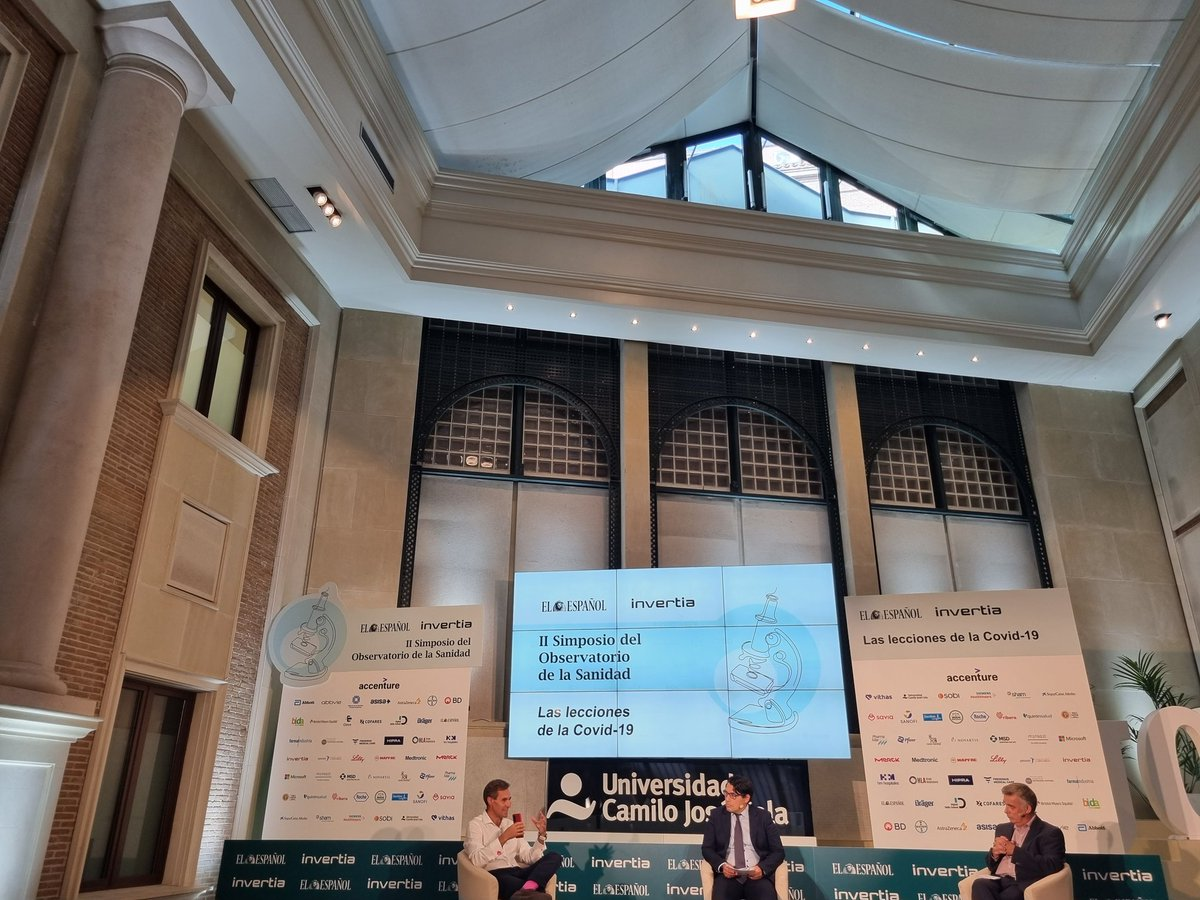 test Twitter Media - ⏰A las 17.45 h comienza la mesa de #interoperabilidad en el II Simposio del #ObservatorioDeLaSanidad. Síguelo en 🛑 #DIRECTO aquí: https://t.co/D8VaEvSlgb. Intervienen: Natalia Roldán, presidenta de @AESTE_oficial, Marta Villanueva, de @idisalud, y Pedro Rico, de @ASPE_SPrivada. https://t.co/WRyBAC0yXo