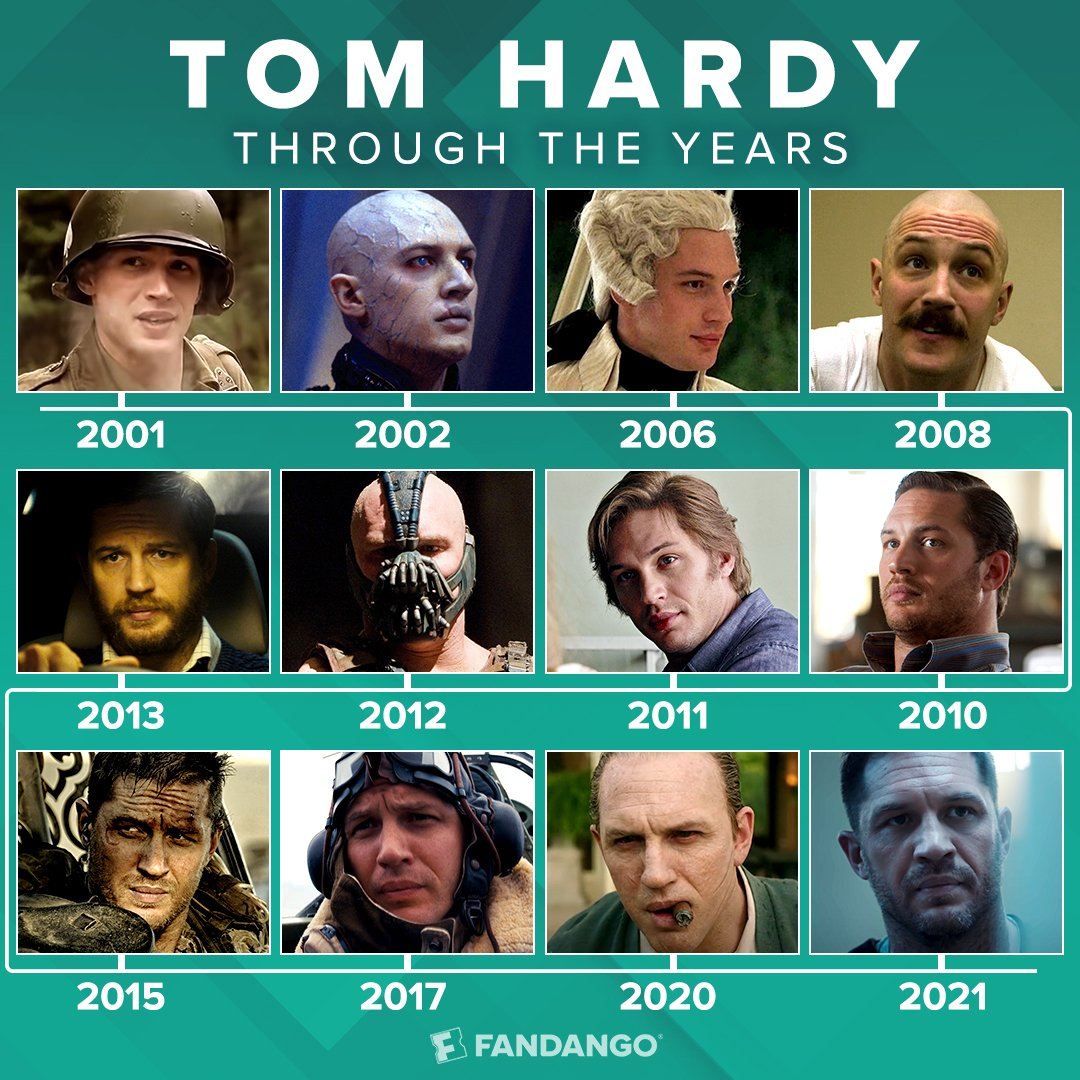Happy 44th Birthday to Tom Hardy!  What\s your fave Tom Hardy mvs / role?