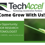 Image for the Tweet beginning: Exciting new opportunity in #agtech