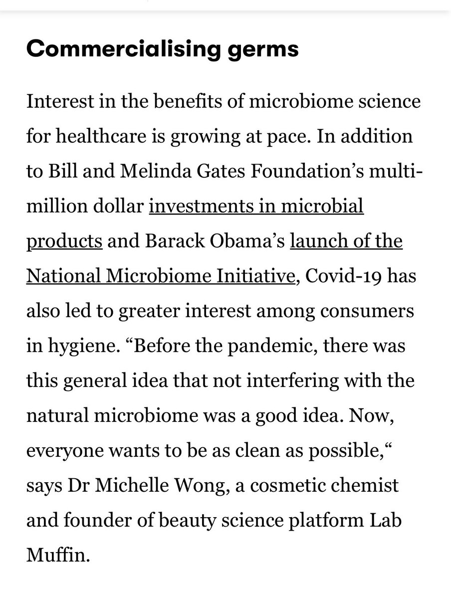 test Twitter Media - I'm in Vogue Business?! Thee VOGUE. With my scientist bestie @LabMuffin! I would have never seen this coming in a million years 😭😭❤️  https://t.co/OxZsJ9ltHF https://t.co/kZy62thCS9