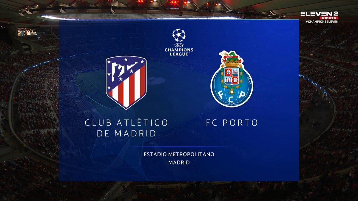 Full match: Atletico Madrid vs Porto