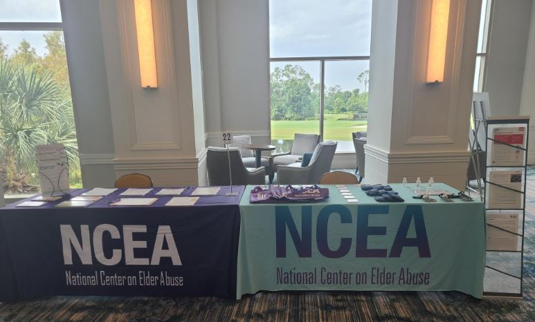 @NOVAVictims @NCEAatUSC was proud to attend the #NOVA's 47th Annual Conference. #UnitedWeAdvocate to prevent abuse! #ElderAbuse