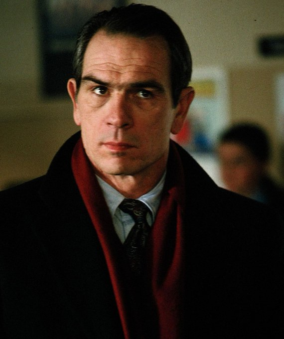 Happy 75th birthday to Tommy Lee Jones today!