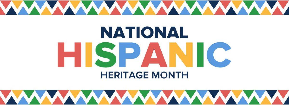 Ngày 15 tháng 15-ngày 6 tháng 2 là Tháng Di sản Tây Ban Nha Quốc gia. Tôi tự hào về di sản Peru của mình và yêu thích việc tôn vinh và tôn vinh di sản Tây Ban Nha của tôi. Hãy xem trang web này để biết một số sự kiện và tài nguyên nhằm tôn vinh và kỷ niệm Cộng đồng người Tây Ban Nha! https://t.co/FRQFELQAvo https://t.co/Nt6yI2nUlv