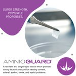 Image for the Tweet beginning: AmnioGuard® is used by eye