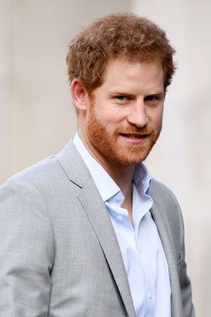 Happy birthday to Prince Harry, duke of Sussex, 37 today!