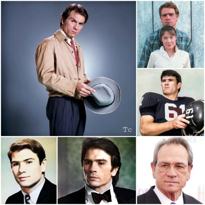Happy 75th birthday Tommy Lee Jones!  The American icon and legend!