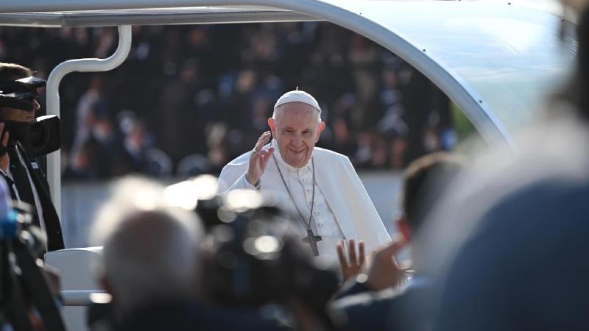 Papst Twitter