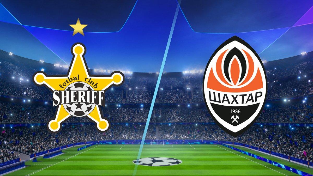 Sheriff vs Shakhtar Donetsk Highlights 15 September 2021