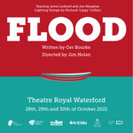 Image for the Tweet beginning: FLOOD by Ger Bourke is