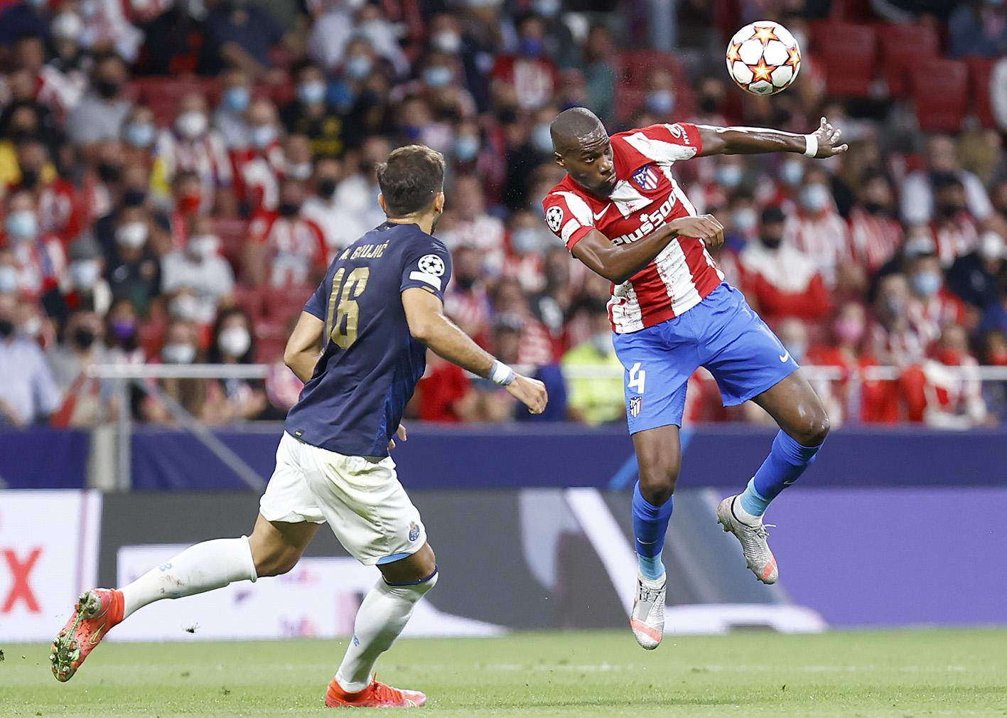 Atlético de Madrid vs Porto 0-0 Champions League 2021-2022