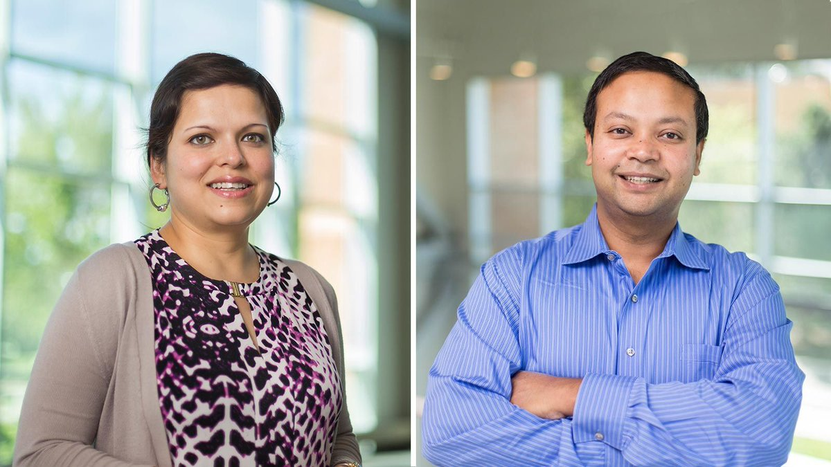 Dr. Sanghamitra Roy & Dr. Koushik Chakraborty are working to develop more energy-efficient artificial intelligence hardware. The two computer engineering professors received a nearly half a million dollar grant last month.   @USUAggies https://t.co/3unapps4be https://t.co/Pde4P5HhaZ