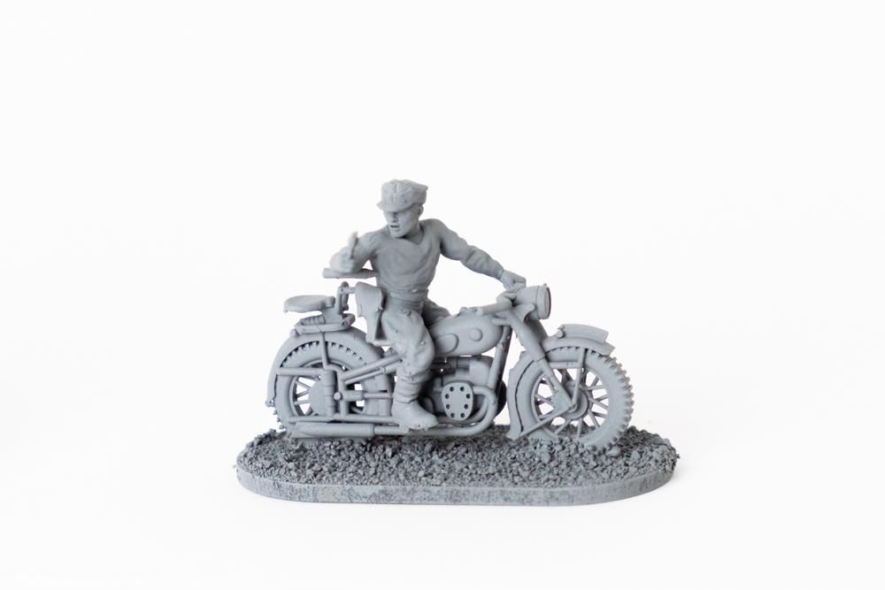 more new models... Polish Motorcycles & Sidecars