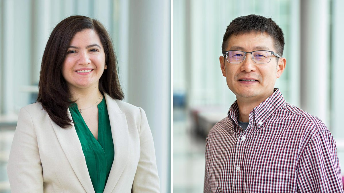 Two researchers from USU's mechanical and aerospace engineering department each received an $800,000 grant from the Department of Energy's Nuclear Energy University Program to support their work in advancing the future of nuclear power. https://t.co/hEVhpVmSBo  @usuaggies @ENERGY https://t.co/e9h15F7gWF