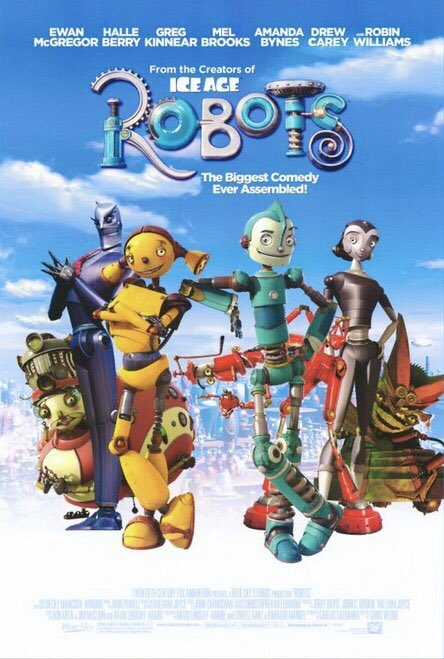 RT @UJStrikesBack: Do you remember the 2005 animated film, Robots?   #ReleaseTheChrisWedgeCut #AskSonic https://t.co/cnlc9sPo4B