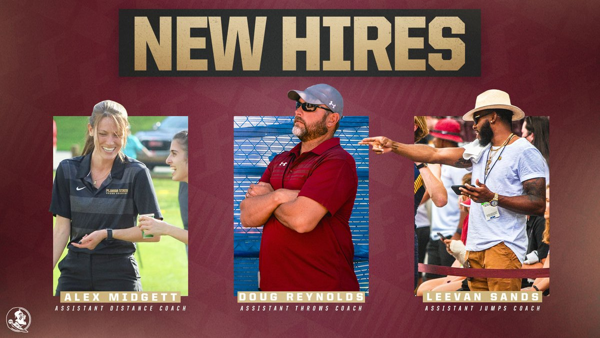TFW my wife's daughter gets a huge job promotion. If you see me wearing FSU gear, this is why.