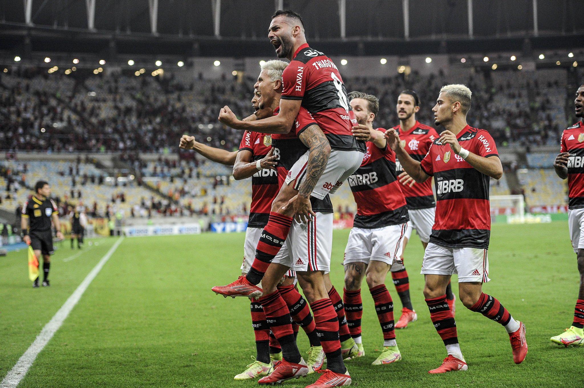 Não assistiu ao jogo? Leia aqui o resumo e ficha técnica da partida entre Flamengo e Grêmio pela Copa do Brasil