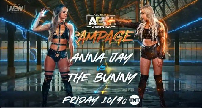 AEW Rampage preview (September 17th, 2021): Lucha Brothers and Miro defend  their titles, Dark Order member Anna Jay in action