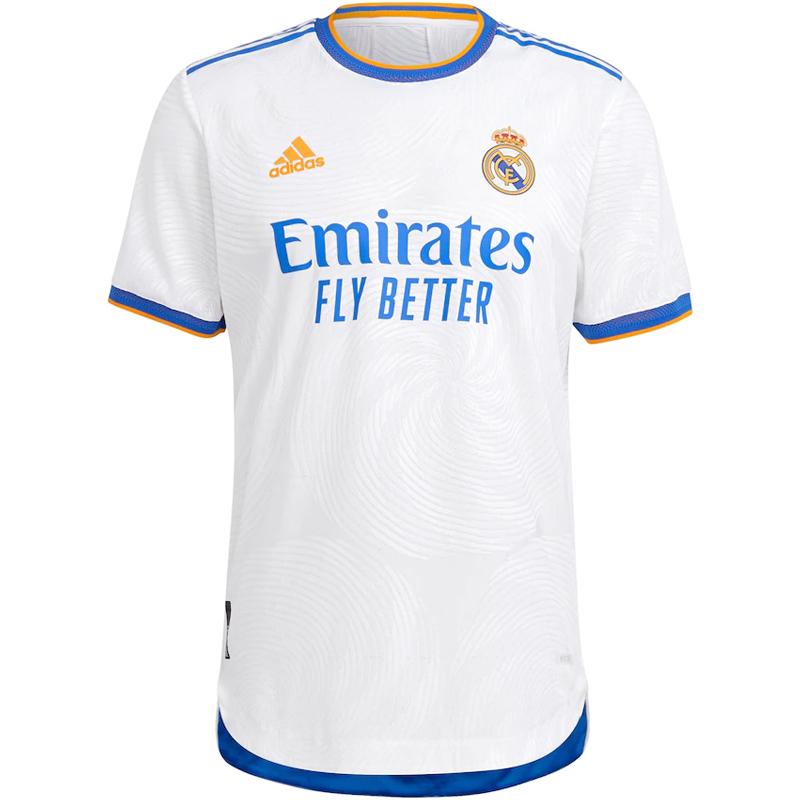 Camiseta adidas de Real Madrid 2021-22