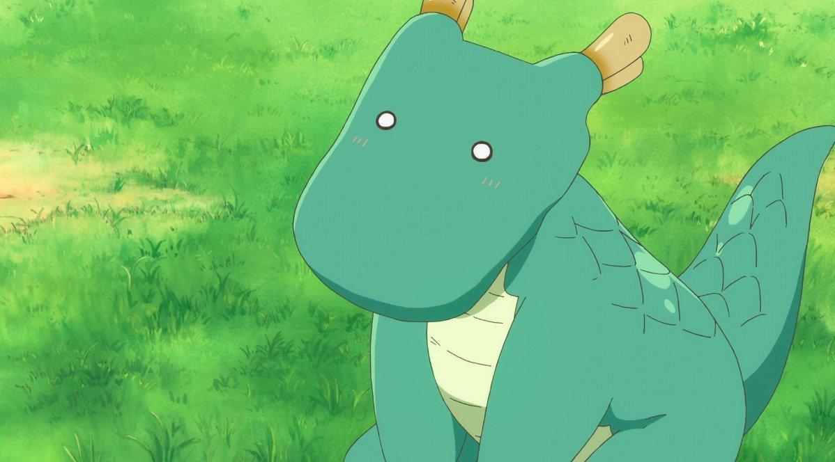 Baby Tohru dragon plushie when?! Anime: Miss Kobayashi's Maid Dragon