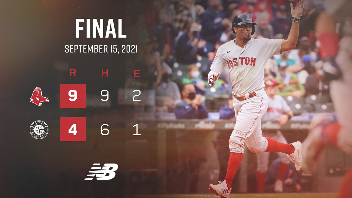 @RedSox's photo on Mariners