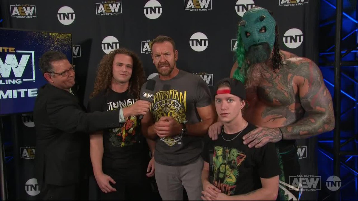 @BRWrestling's photo on Christian Cage