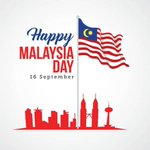 Image for the Tweet beginning: Happy Malaysia Day!!!