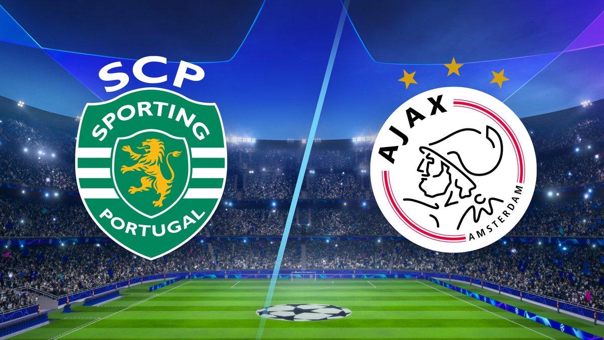 Sporting Lisbon vs Ajax Highlights 15 September 2021