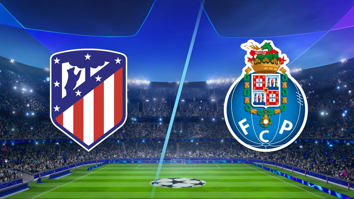 Atletico Madrid vs Porto Highlights 15 September 2021