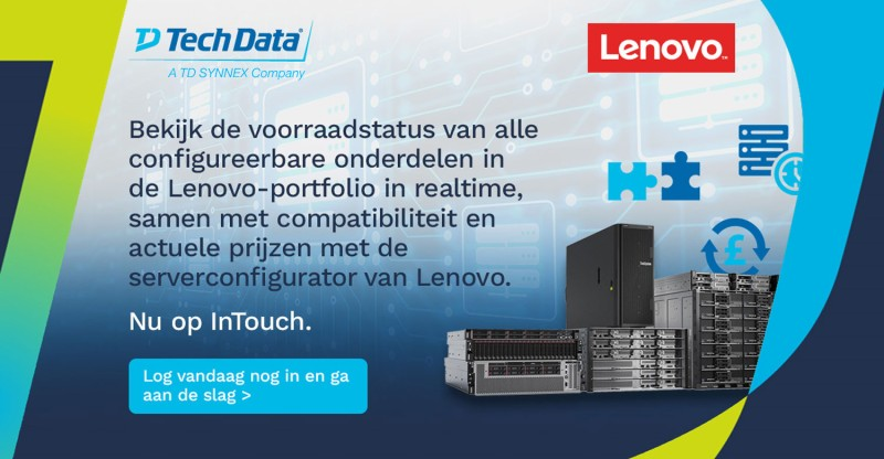 Nieuw! Bespaar tijd met de nieuwe Lenovo…