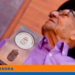 Image for the Tweet beginning: Arona entrega la primera Medalla