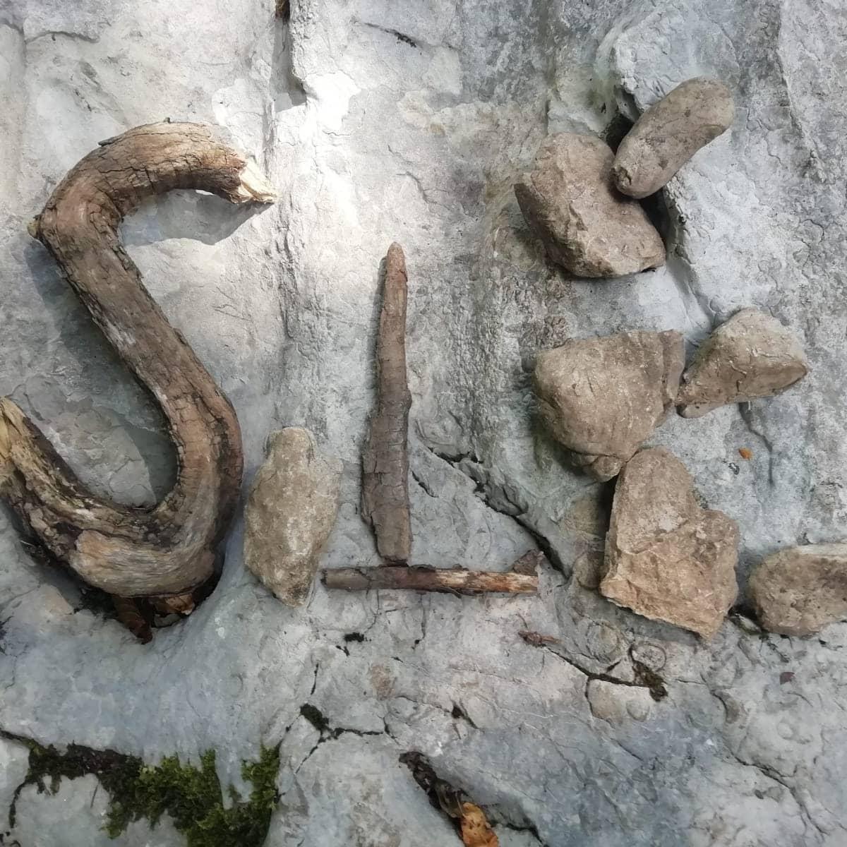 Una caccia al tesoro nel bosco di Barcis. Ph. Lise...