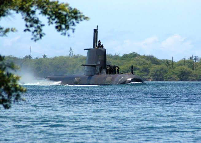 Let's be honest, the heralded 'interoperability' of Australian and US militaries, in reality means 'under US command'.  The nuclear sub decision will just put Australian uniforms on the corpses in US #submarines in a US war.