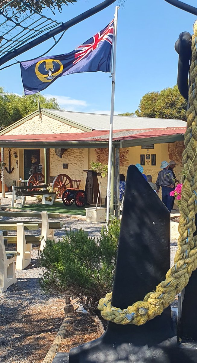 test Twitter Media - Teague Tours offer a 3 day, small group tour of Yorke Peninsula including the Bublacowie Military Museum, 18th - 20th October. Jeff Teague is passionate about South Australian hospitality and operates a luxury Mercedes coach. More information and booking: https://t.co/L8RGbAckK7 https://t.co/VKlh8CQyIV