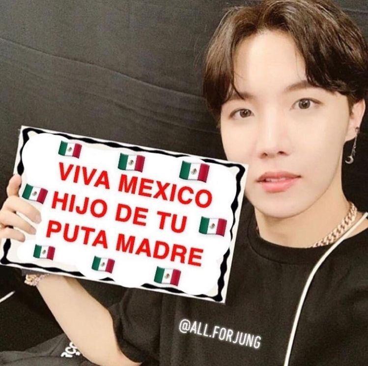 RT @B3E_50FTYV: Ahora si que viva México cabrones 😈🇲🇽🤝 https://t.co/vQzBAvQ7Nu