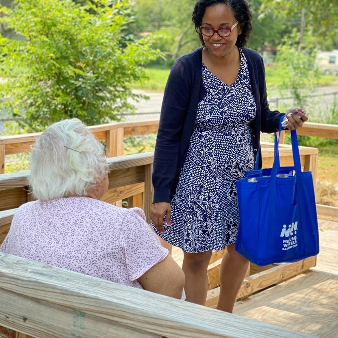 Thank you so much for all your support and all you do @brooksgivesback!#biggive2021 begins in 6 days but you can give today!! For more information on how far a gift will go to support our senior neighbors visit https://t.co/p49CufMGg8