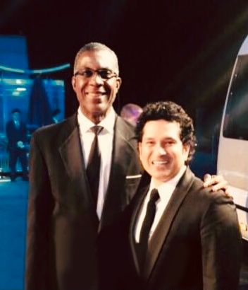 @sachin_rt: Congratulations on a wonderful career in broadcasting, Michael Holding. Your voice will be missed by millions across the globe.I loved the way you put your point of view across, and found your opinions unbiased and balanced. Take care, stay healthy and enjoy your retirement.