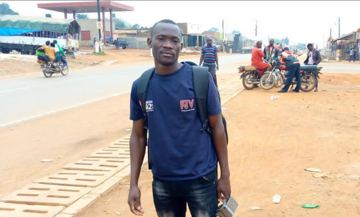 SAD NEWS: With heavy hearts, we regret to announce the death of Sabbiiti Magembe who has been our correspondent in Mubende district. He died in Mubende hospital where he was rushed after he was knocked by a taxi this morning. May his soul rest in peace! #NTVNews #RIPMagembe