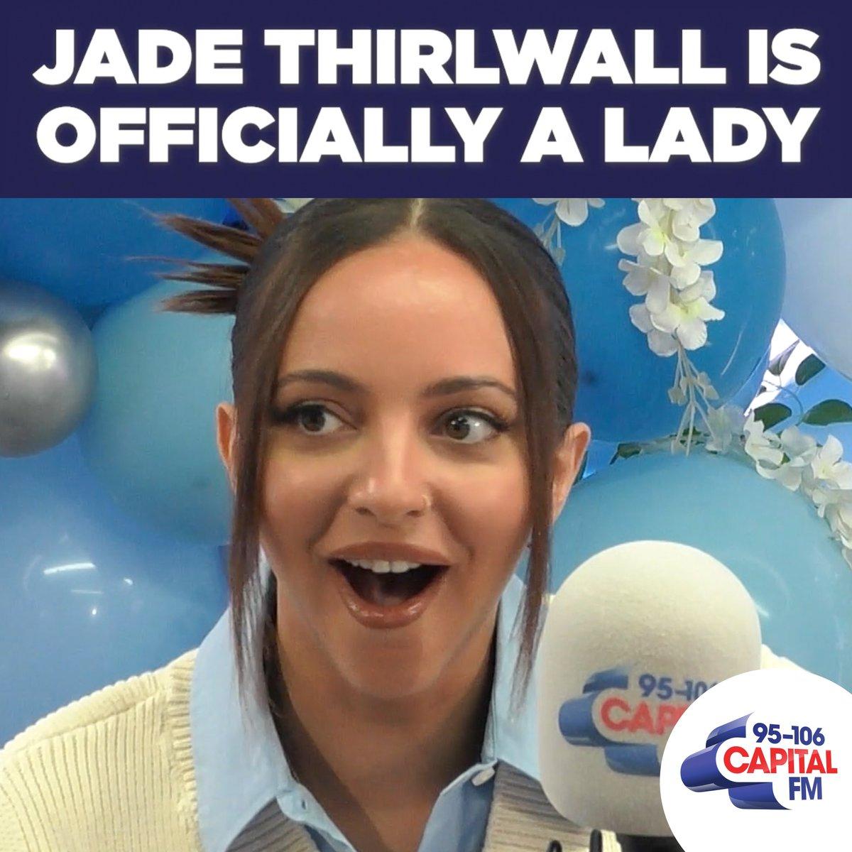 She was already royalty, we just made it LEGIT 👸 @littlemix  #LadyJade  https://t.co/Z06hngdTkt
