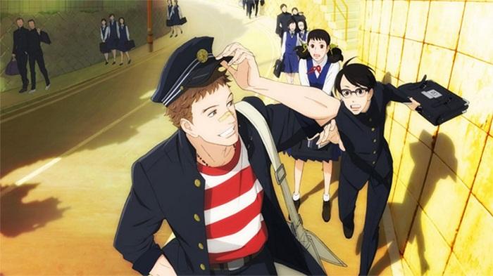 Sakamichi no Apollon (Kids on the Slope) anime