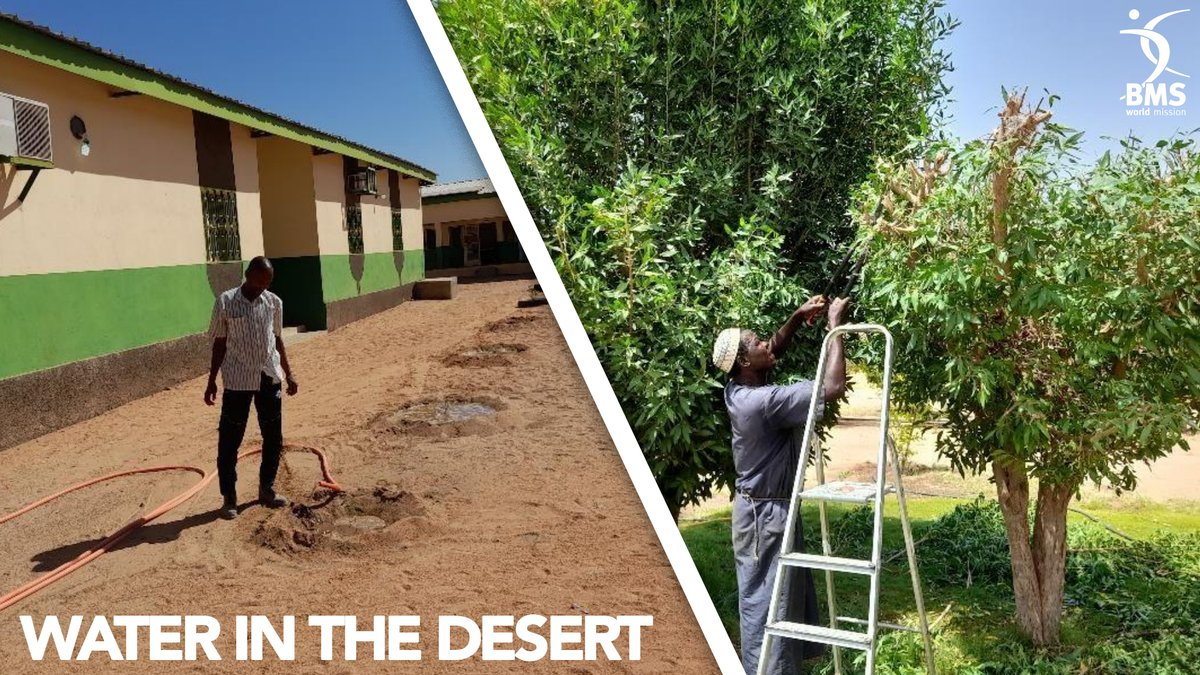 test Twitter Media - What happens when you live in the desert and run out of water?  In their latest prayer letter, Andrea and Mark Hotchkin tell us how their local community have run out of water and ask us to stand in prayer with them.   Sign up to their prayer letters here: https://t.co/gqEgeijshN https://t.co/e8TQXaKqG0