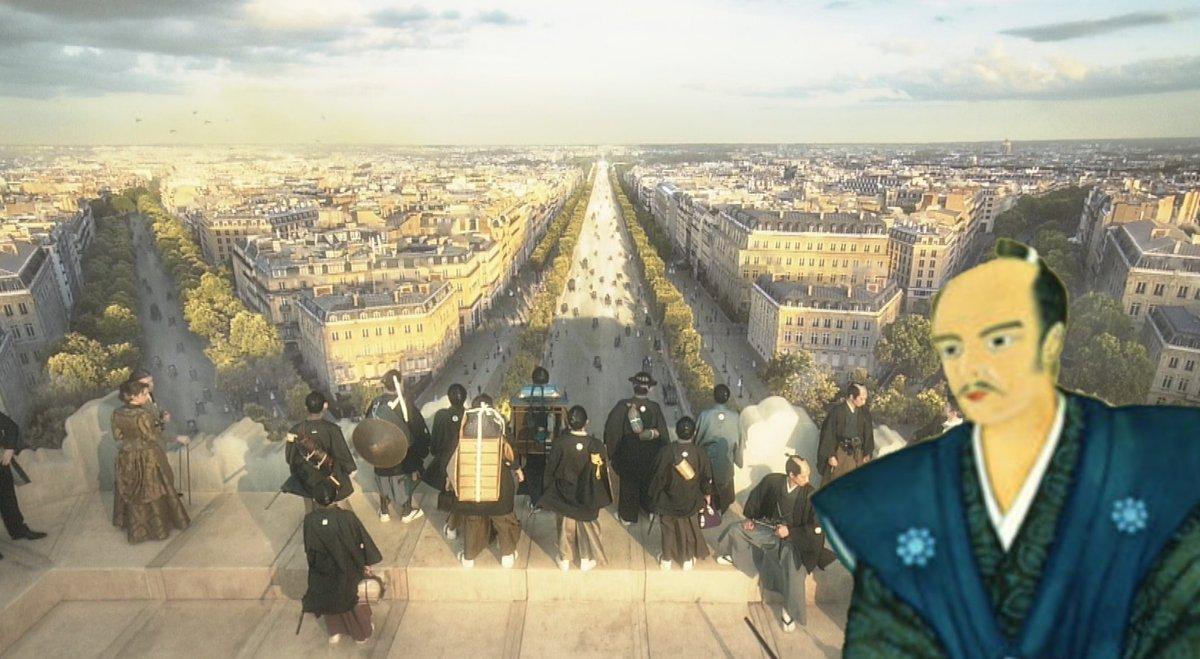 @zibumitunari 殿、渋沢殿には会えましたか?  #関ヶ原2021 https://t.co/bD9OhEYPca