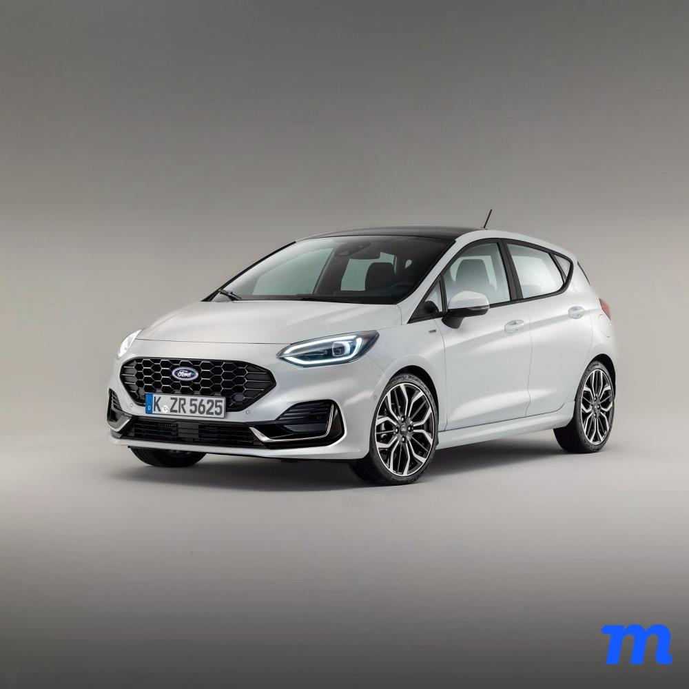 Makyajlı Ford Fiesta. #MinimumEfor #MaksimumOto #Minoto https://t.co/DVimO4prM7