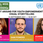 Image for the Tweet beginning: How can visual storytelling empower