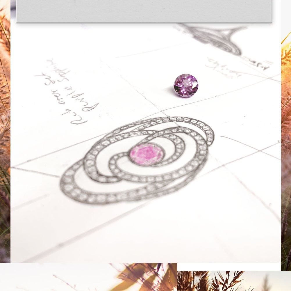 test Twitter Media - 🌸🖌 We love getting creative for you! This beautifully designed 18ct statement rose ring holds a 1.27ct pink sapphire sparkling with 1.60ct in diamonds. ✨ #wyldecouture  ⠀ (Currently welcoming you in-store by appointment) https://t.co/vgytASfpd2 https://t.co/Hc3qWVv2KC