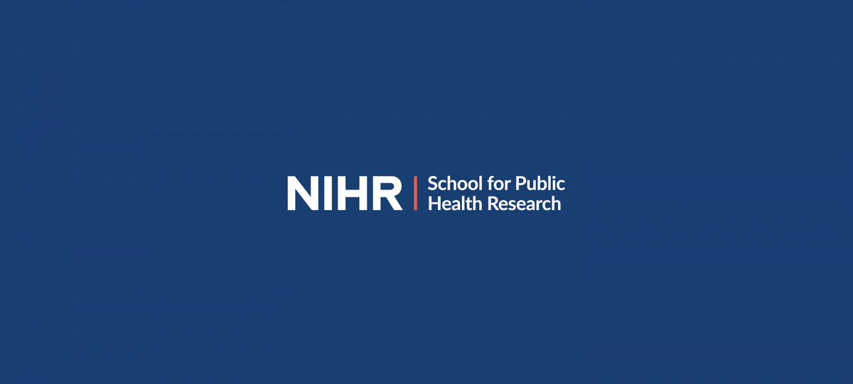 Fantastic news @NIHRSPHR @NIHRSPCR looks forward to creating new collaborations and continuing current ones along with our colleagues in @NIHRSSCR https://t.co/q0Uaikk8b6