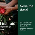 Image for the Tweet beginning: Zukunftsorientiert fördert die Stadt den