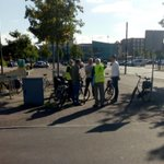 @BarendrechtnuNL - Foto: Wethouder Luijendijk gaat vanochtend samen met de Fietsersbond door Barendrecht fietsen om te kijken naar naar succes- en verbeterpunten voor fietsers in Barendrecht. https://t.co/TcwScV2WlD